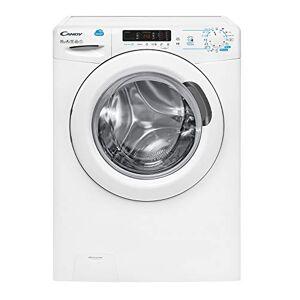 Candy CSS 14102D3-S machine  laver Autonome Charge par-dessus Blanc 10 kg 1400 tr/min A+++ Machines  laver (Autonome, Charge par-dessus, Blanc, Boutons, Rotatif, Gauche, Blanc) - Publicité