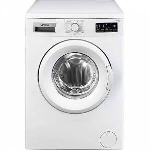 SMEG LBW508CIT-2 machine  laver Autonome Charge par-dessus Blanc 5 kg 800 tr/min A++ Machines  laver (Autonome, Charge par-dessus, Blanc, Rotatif, Gauche, 165) - Publicité
