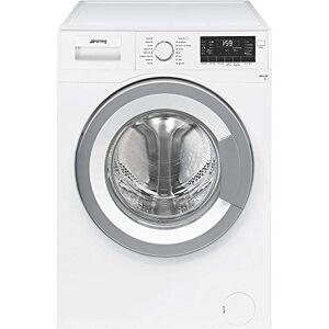 SMEG WHT610EIT Autonome Charge avant 6kg 1000tr/min A++ Blanc machine  laver Machines  laver (Autonome, Charge avant, Blanc, boutons, Rotatif, Gauche, LCD) - Publicité