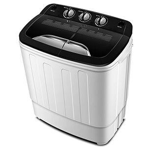 Think Gizmos Lave-linge portable TG23 Lave-linge de baignoire double avec compartiments des cycles lavage et essorage par ThinkGizmos (Protégé par Marque de Fabrique) - Publicité