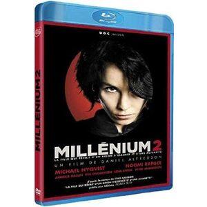 Millénium 2-La Fille Qui rvait d'un bidon d'essence et d'une Allumette [Blu-Ray] - Publicité