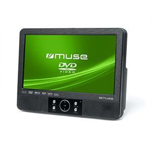 Muse M- 920 CVB Lecteur DVD Portable Gris Anthracite - Publicité