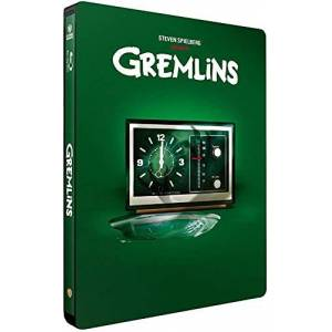 Gremlins [dition SteelBook] - Publicité