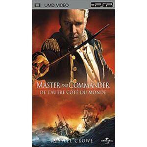 Universal Pictures Master and Commander, de l'autre cté du monde (UMD pour PSP) - Publicité