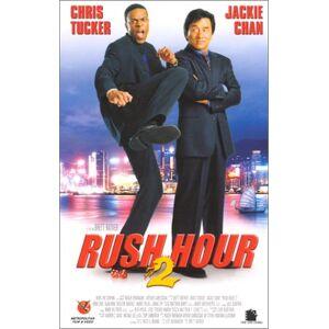 Rush Hour 2 [dition Prestige] - Publicité