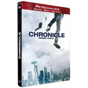 Chronicle [Combo Blu-Ray + DVD-dition Limitée botier SteelBook] - Publicité