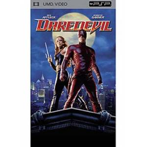 Fox Pathé Europa Daredevil (UMD pour PSP) - Publicité