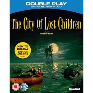 City of Lost Children [Edizione: Regno Unito] [Blu-Ray] [Import] - Publicité