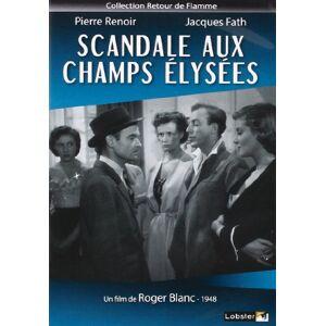 Scandale aux Champs-Elysées - Publicité
