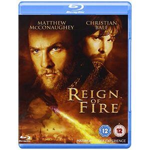 Reign Of Fire [Blu-ray] [Import anglais] - Publicité