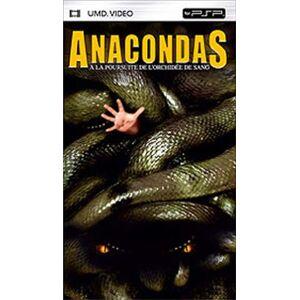 G.C.T.H.V. Anacondas : A la poursuite de l'orchidée sauvage (UMD pour PSP) - Publicité