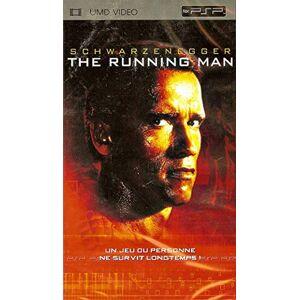 UMD 15 FILMS THE RUNNING MAN ARNOLD SCHWARZENEGGER / FILM POUR CONSOLE PSP - Publicité