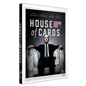 House of cards Saison 1 [Blu-ray]