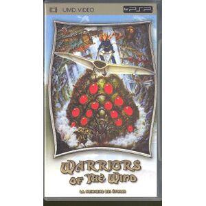 Sony Warriors of the wind la Princesse des étoiles UMD Video Franais pour PSP - Publicité