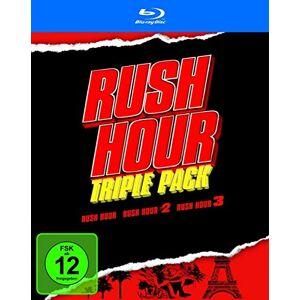 Rush Hour 1-3 [Blu-Ray] [Import] - Publicité
