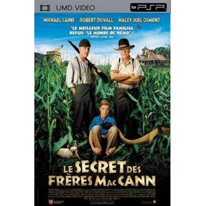 Seven 7 Le Secret des frres Mac Cann [UMD pour PSP] - Publicité