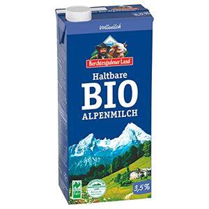 Berchtesgadener Land Lait alpin biologique durable 3,5% de matires grasses 1L - Publicité