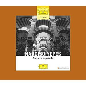 Yepes La Guitare espagnole (Coffret 5 CD) - Publicité