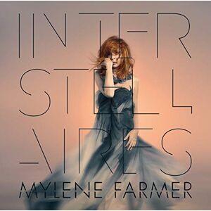 Mylene Farmer Interstellaires dition Digipack limitée - Publicité