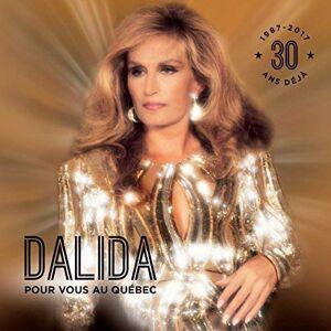 Dalida pour Vous au Quebec [Import USA] - Publicité