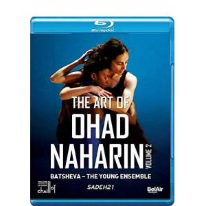 The Art of Ohad Naharin-Volume 2 [Blu-Ray] - Publicité