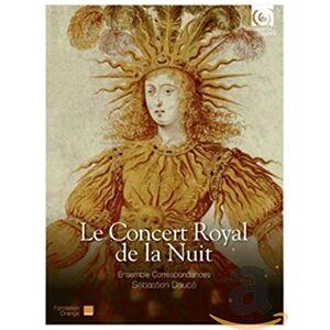 Ensemble Correspondances Le Concert Royal de la Nuit - Publicité