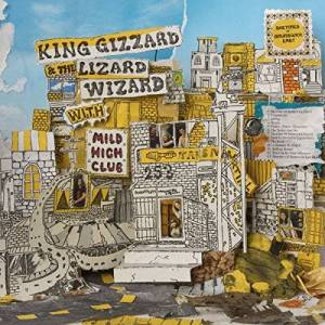 King Gizzard and the Wizard Lizard Sketches of Brunswick East [Import Allemand]