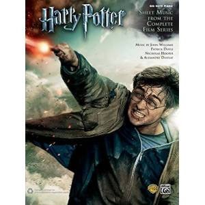 Various Harry Potter Complete 1-8 (Big Note) --- Piano Various --- Alfred Publishing