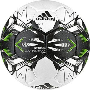 Adidas Stabil Team 9 Ballon de Handball, Couleur Blanc, Taille 3 - Publicité