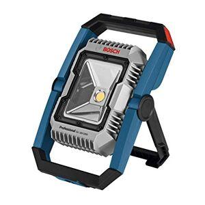 Bosch Professional 0601446400 Lampe Sans-Fil GLI 18V-1900 (1,900 Lumen, 1,6 kg, Bote Carton) 1.0 Bleu - Publicité