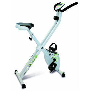 Tecnovita by BH Open & Go Vélo pliable pour l'exercise Mixte Blanc (Blanc/Noir/Vert) Taille Unique - Publicité