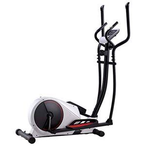 vidaXL Vélo Elliptique Magnétique avec Mesure du Pouls Ergomtre Vélo d'exercice Vélo de Fitness Entranement Sport  Domicile Maison - Publicité