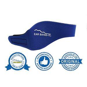 Ear Band-It Swim Stop Ear Band-it Bandeau de natation Rose moyen - Publicité