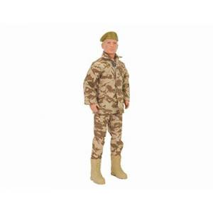 Action Man ACR02100 Jouet Figurine 10 x 4,3 x 30 cm - Publicité