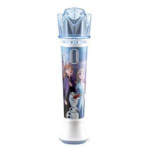 EKIDS Microphone Karaoke Frozen 2, Multicolore (RS414016) - Publicité