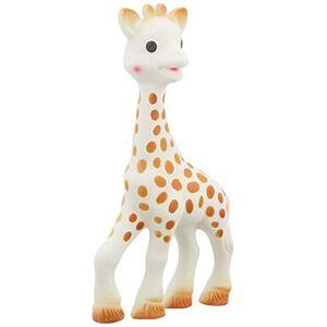 Vulli Sophie la Girafe Boîte-cadeau rouge/blanc - Publicité
