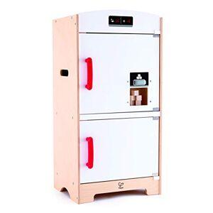 Hape - Jeu d'Imitation en Bois-Cuisine-Réfrigérateur, E3153, Blanc - Publicité