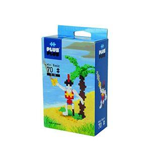 PLUS PLUS Plus-Plus Basic Pirates Bote de 70 Pices Jeux de Construction, PP3752 - Publicité