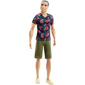 Barbie DGY68 Ken Fashionistas - Publicité