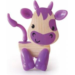 Hape E5535 Figurine Animal Vache - Publicité