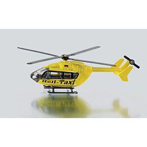 SIKU 1647 Hélicoptère taxi - Publicité