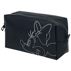 Mickey Mouse Disney Minnie Mouse Trousse de Maquillage Make Up Noir - Publicité