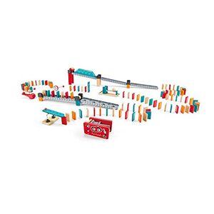 Hape E1057 Parcours de Dominos en Bois - Publicité