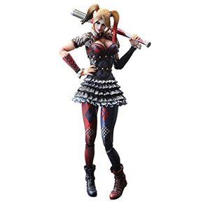Square Enix Figurine Play Arts Kaï Harley Quinn (Batman : Arkham Knight) - Publicité