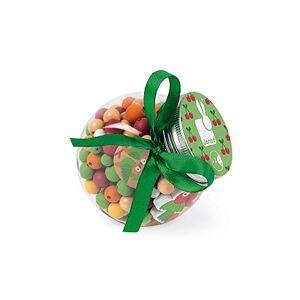 Janod Birdy Coffret 220 Perles en Bois Enfants, 12 Charms Inclus Inséparables, J06667 - Publicité