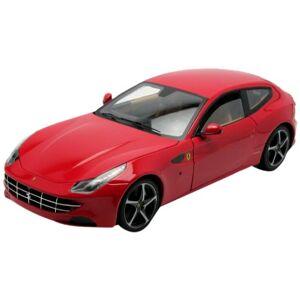 Elitegroup Hotwheels Elite (Mattel) W1105 Véhicule Miniature  Ferrari FF Four   Echelle 1/18 - Publicité