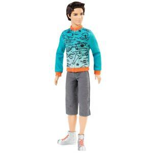 Barbie V7147 Poupée Ken Fashionista Ken Sporty - Publicité