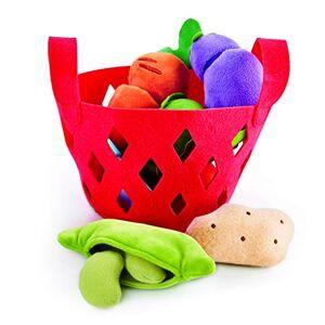Hape - Panier de légumes accesoires Pur Une Cuisine d'enfant, E3167 - Publicité