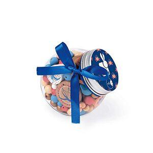 Janod Birdy Coffret 220 Perles en Bois Enfants, 12 Charms Inclus Hirondelles, J06671 - Publicité