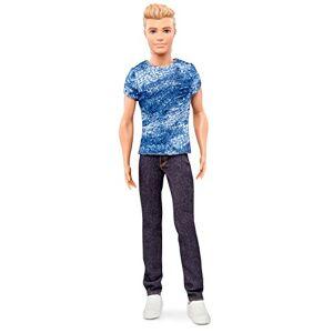 Barbie DGY67 Ken Fashionistas - Publicité